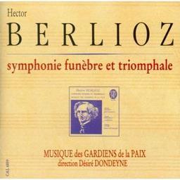 Symphonie funèbre et triomphale op.15 | Berlioz, Hector