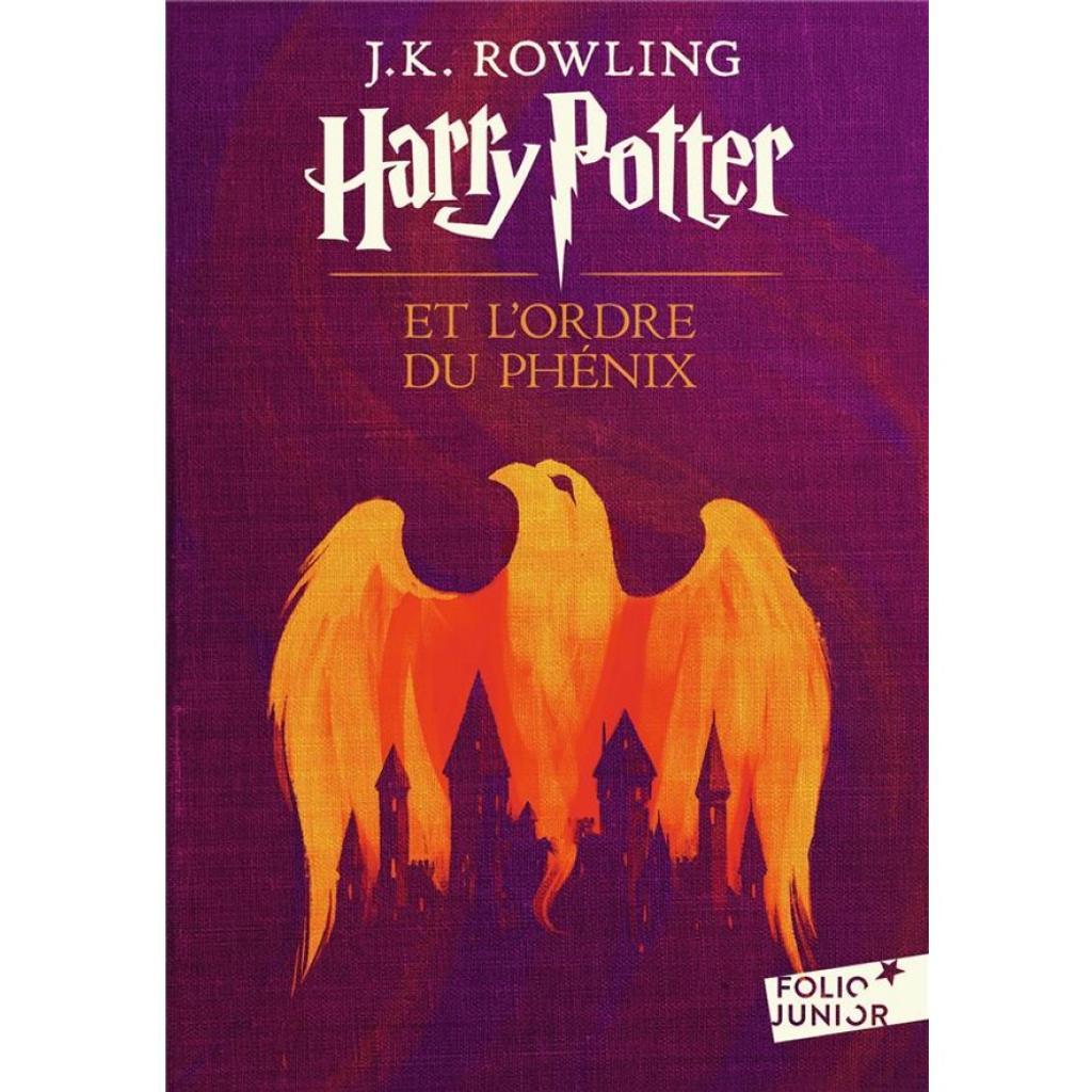 Harry Potter et l'ordre du Phénix |