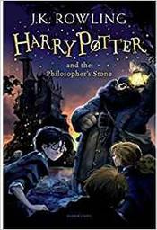 Harry Potter and the Philosopher's Stone = Harry Potter à l'école des sorciers   Rowling, Joanne Kathleen (1965-....). Auteur