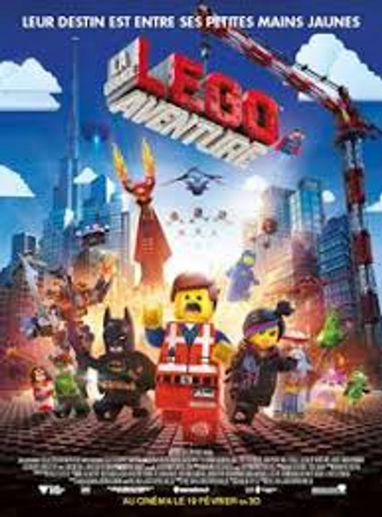 La Grande aventure Lego = Lego movie (The) | Lord, Phil. Réalisateur