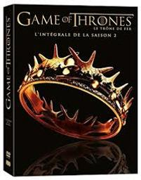 Game of Thrones = Game of Thrones : Trône de fer (Le) : saison 2 | Benioff, David. Instigateur