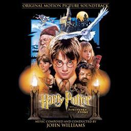 Harry Potter and the pilosopher's stone = Harry Potter à l'école des sorciers : Bande originale du film |