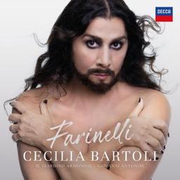 Farinelli   Bartoli, Cécilia. Mezzo-soprano