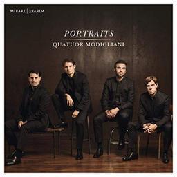 Portraits | Quatuor Modigliani. Interprète