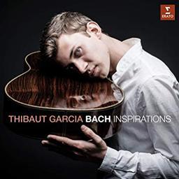 Bach inspirations | Garcia, Thibaut. Guitare