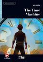 The Time Machine (livre + CD) = La machine à explorer le temps : La machine à explorer le temps | Wells, H.G. Auteur