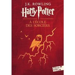 Harry Potter à l'école des sorciers | Rowling, Joanne Kathleen (1965-....)