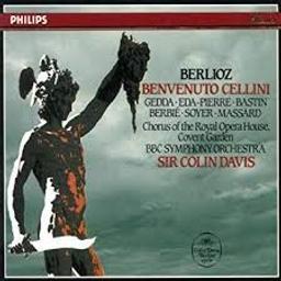Benvenuto Cellini : opéra comique en deux actes et quatre tableaux | Berlioz, Hector