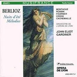 Les Nuits d'été : six mélodies pour mezzo-soprano ou ténor et piano. Mélodies | Berlioz, Hector