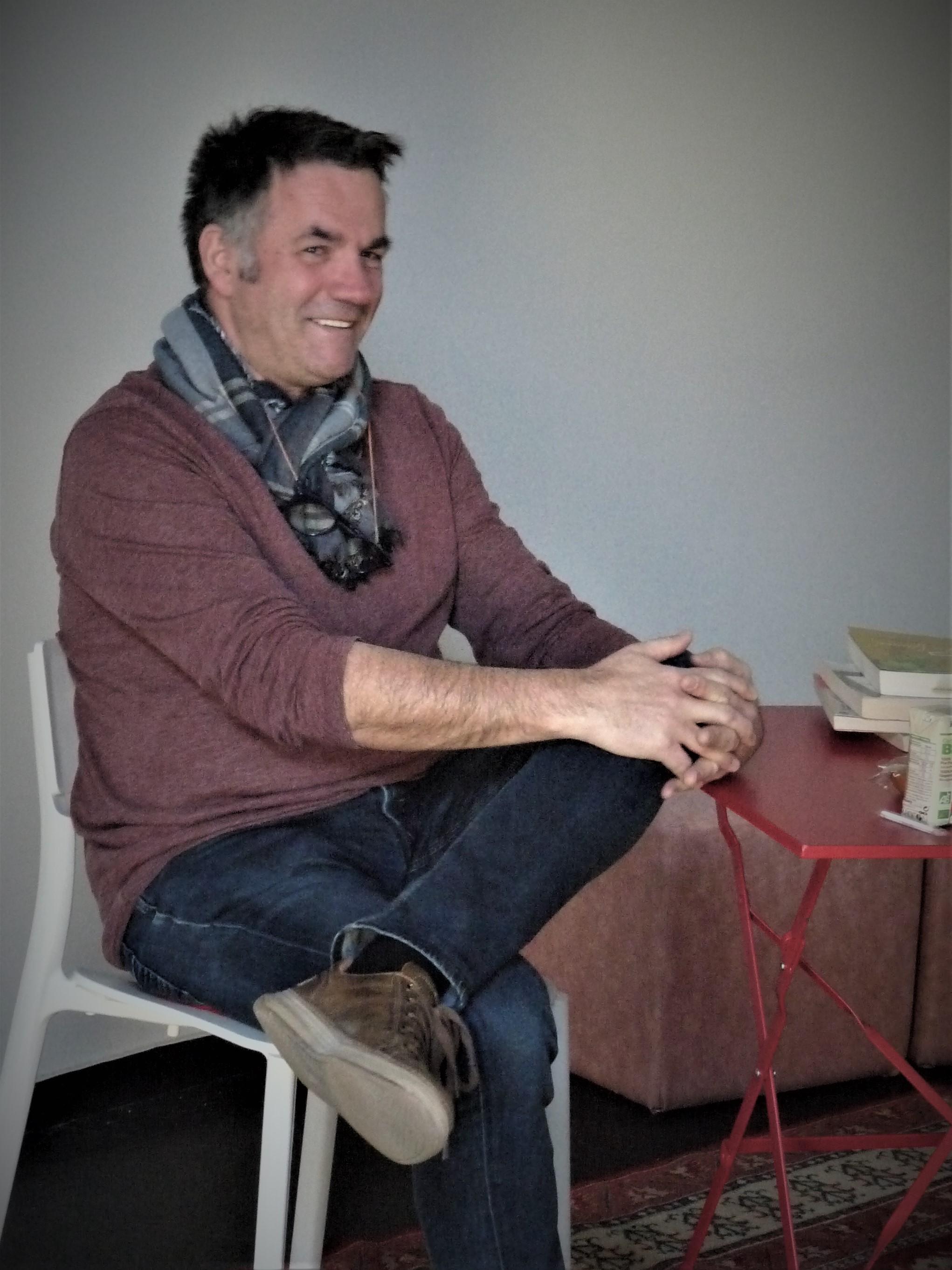 Rencontre avec Jean-Paul Didierlaurent  